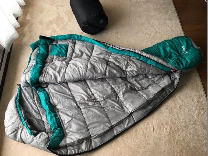 コールマン寝袋6