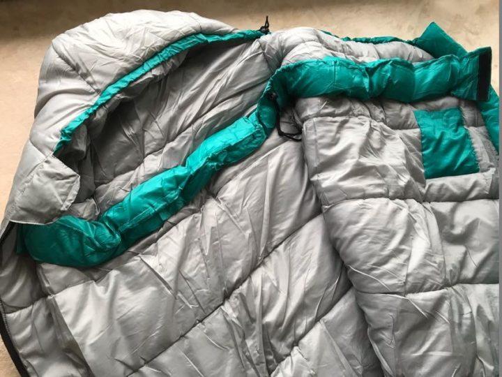 コールマン寝袋8