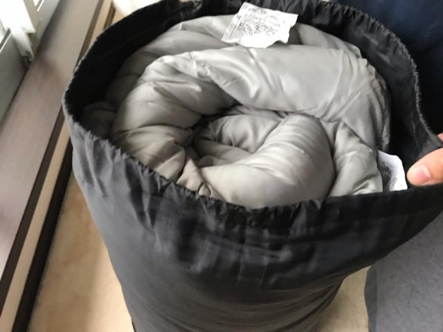 コールマン寝袋15