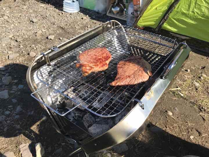 田代運動公園でキャンプ8