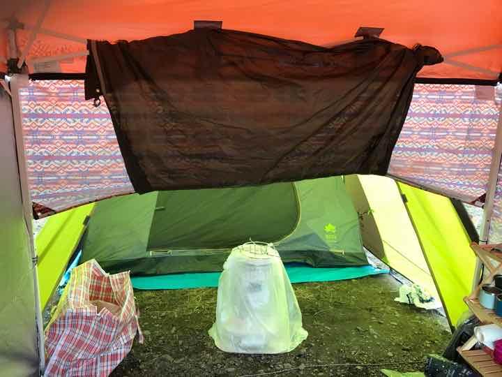 田代運動公園でキャンプ17