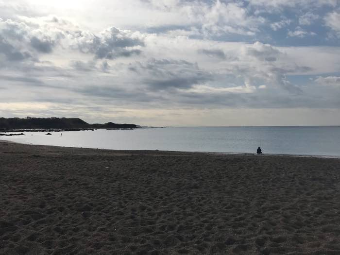 和田長浜海岸デイキャンプ