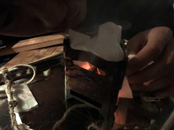 火おこしビーパル