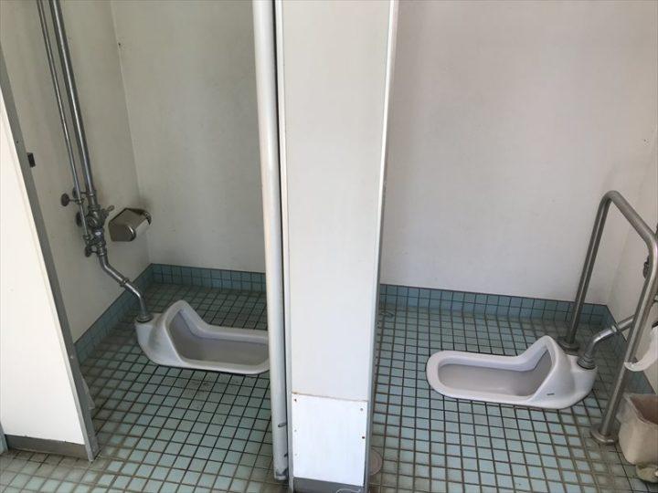 浜諸磯 トイレ内装