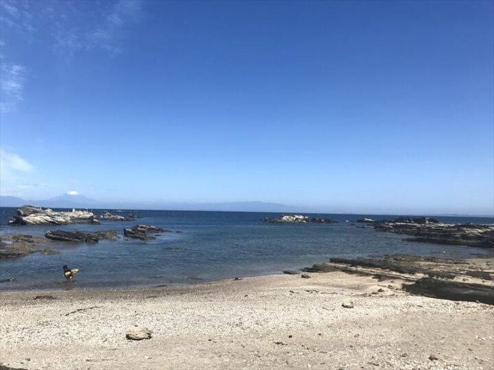 浜諸磯 海