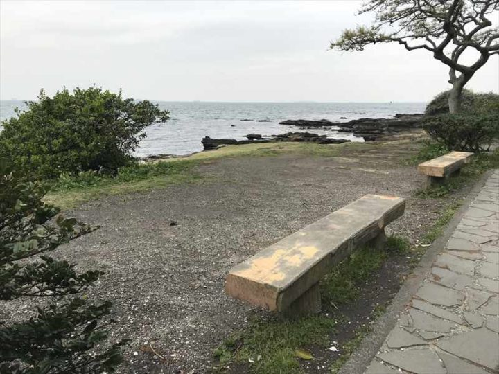 観音崎公園 バーベキューエリア3