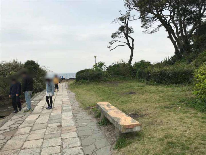 観音崎公園 バーベキューエリア4