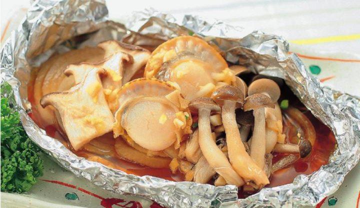 おすすめバーベキュー食材 ホイル焼き