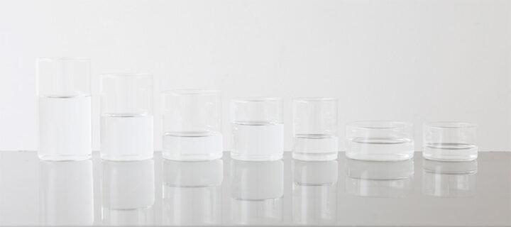 BOROSIL VISION GLASS サイズ