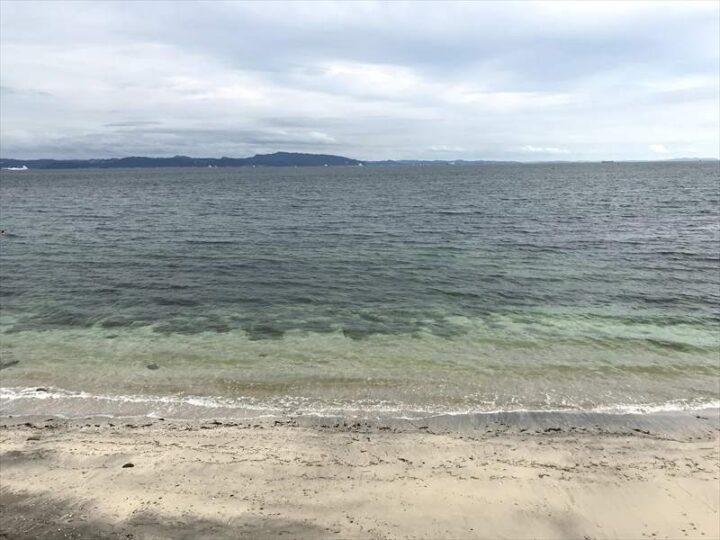 観音崎 たたら浜