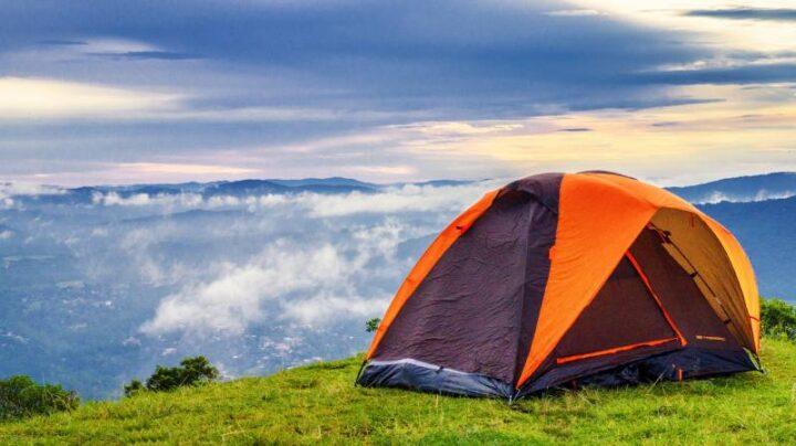 初めてのキャンプ道具 テント