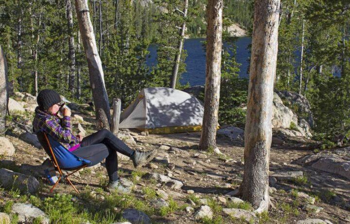 初めてのキャンプ道具 椅子