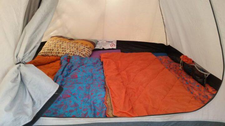 初めてのキャンプ道具 布団