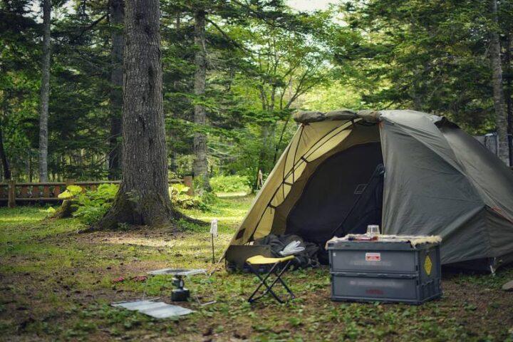 初めてのキャンプ道具 タープ