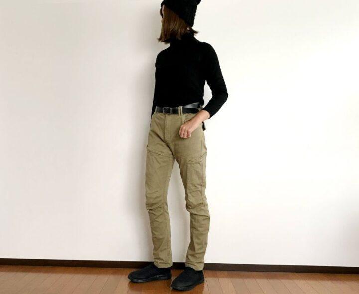 4D超撥水STRETCH(ストレッチ)スラックス 高身長女性
