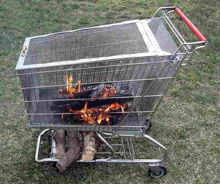 アメリカの焚き火台 ショッピングカート