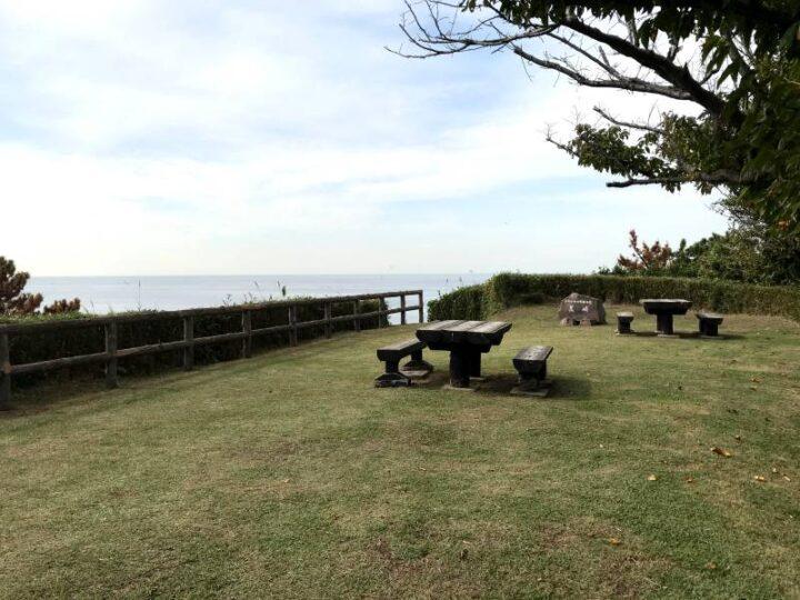 荒崎公園 潮風の丘