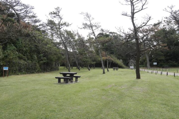 荒崎公園 ピクニック広場
