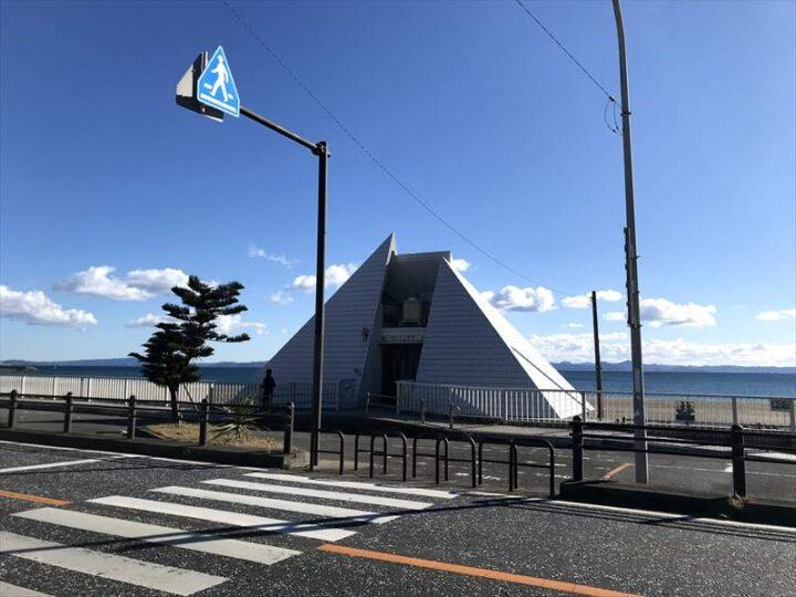 三浦海岸 バーベキュー トイレ3