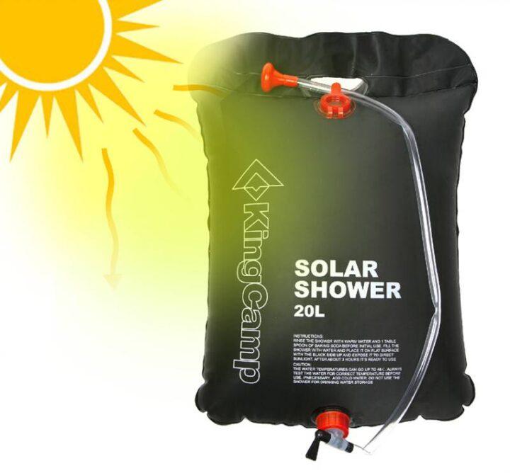 ソーラーシャワー