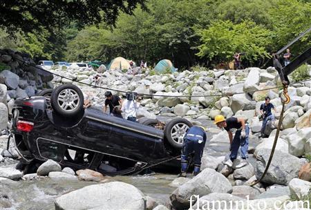 キャンプ 注意点 危険性 河川敷での死亡事故