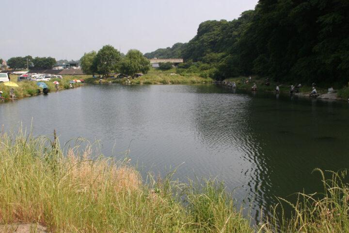 相模川弁天釣り場