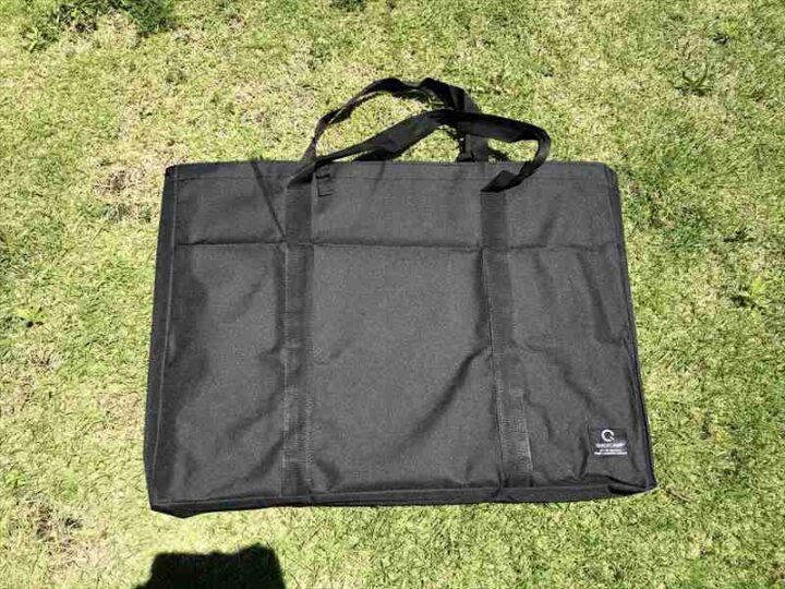 クイックキャンプ ヴィンテージテーブル 専用収納袋