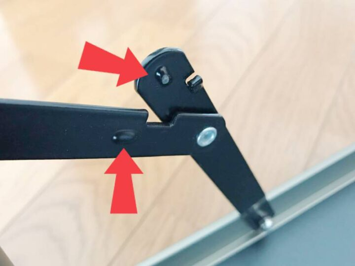 クイックキャンプ ヴィンテージテーブル 設営方法