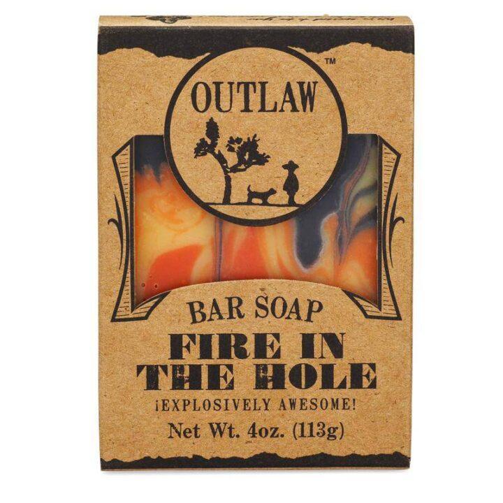 世界の面白いキャンプ道具 Outlaw Soaps