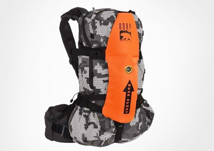 Bear Spray Bear Attack Backpack