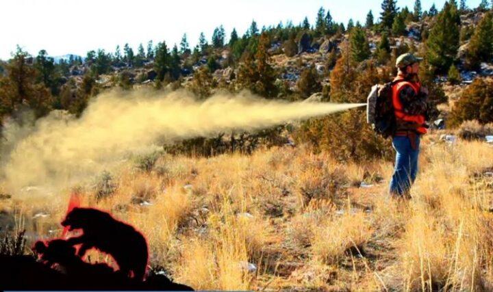 Bear Spray Bear Attack Backpack2