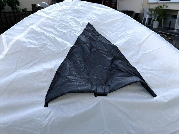 ネイチャーハイク Pシリーズ テント ベンチレーター